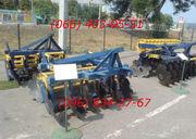 Агрегаты и бороны дисковые АГД-1, 8(3, 5-2.1) АГД-2, 5(2.8)