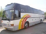 Заказ аренда автобуса 18, 51, 55 мест. Днепропетровск