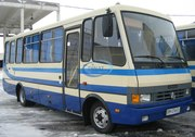 Заказ аренда автобуса 18-30 мест. Днепропетровск