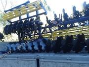 Цена дисковой бороны АГД на трактор. Навесные и прицепные бороны