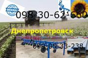 Культиватор КРН-5, 6 - секции система внесения удобрений