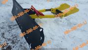 Отвал для снега на МТЗ - лучшее решение для зимы