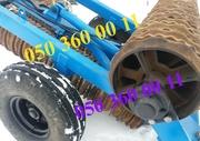 КЗК-6-1 каток,  прикатывает почву,  демо показ,  состояние на 99%