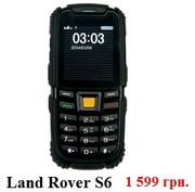 Продам отличный защищенный телефон Land Rover S6 Украина