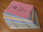 Печать книг,  брошюр,  методичек,  авторефератов.