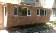 Ремонт балконов,  расширение балкона в Днепре