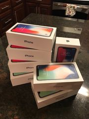 Stock - Latest Apple iPhone X 64Gb 256Gb, Galaxy S8 S8 Plus S9 Plus