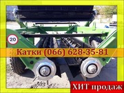 Подрібнювач КІР 6 каток для збереження ресурсу грунту